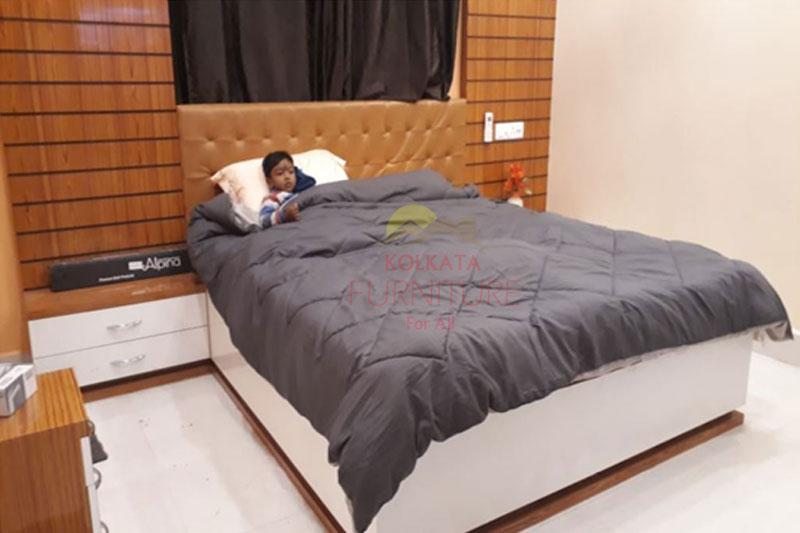 Modern Bed Furniture Manufacturer Kolkata Furniture
