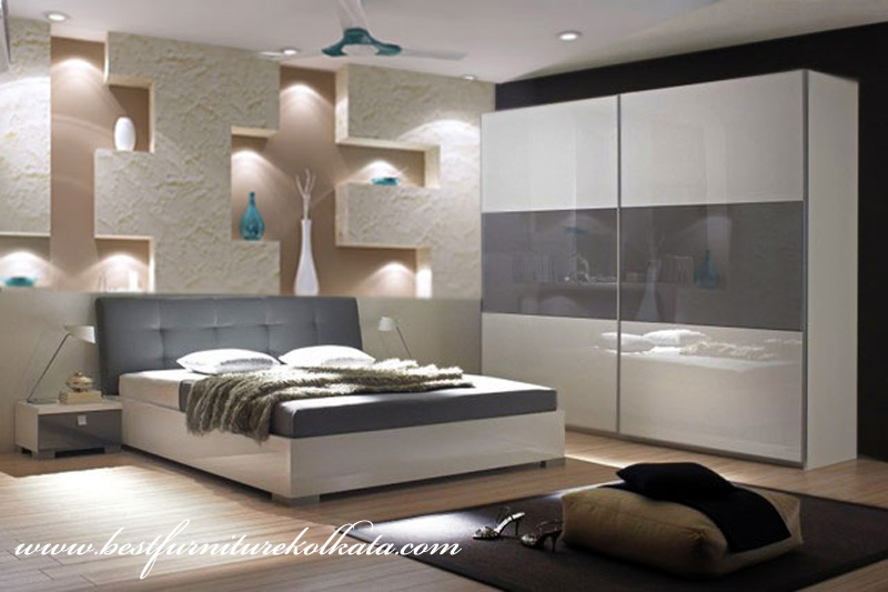 bedroom furniture design in kolkata