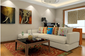 5 Seater L shaped sofa sets in kolkata