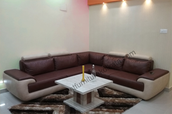 L shaped sofa set kolkata