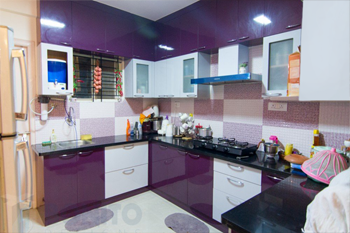 U shaped modular kitchen cabinets best price sonarpur