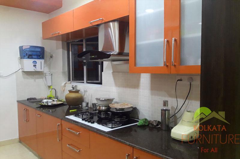 Modular Kitchen   Free Design Ideas   Kolkata West Bengal