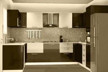 Kitchen Cabinets Showroom West Bengal