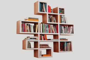 wall mounted books shelves in kolkata
