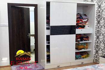 plywood wardrobe price kolkata