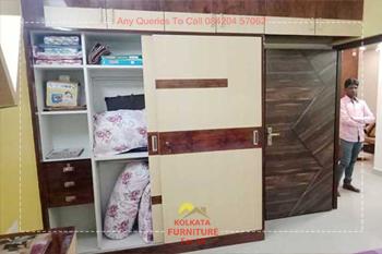 Bedroom Wardrobe Manufacturer Jadavpur