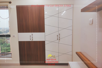 wall wardrobe price in kolkata