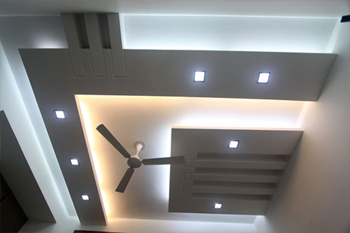 Low Price False Ceiling Decorate in Kolkata